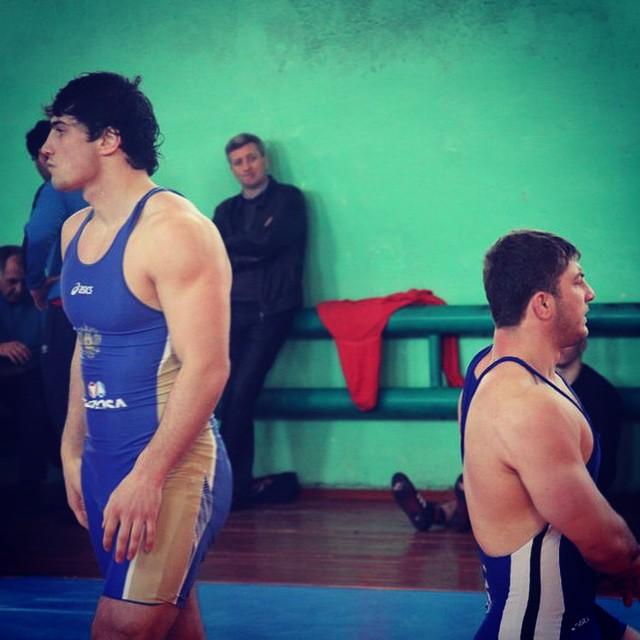 кавказские борцы