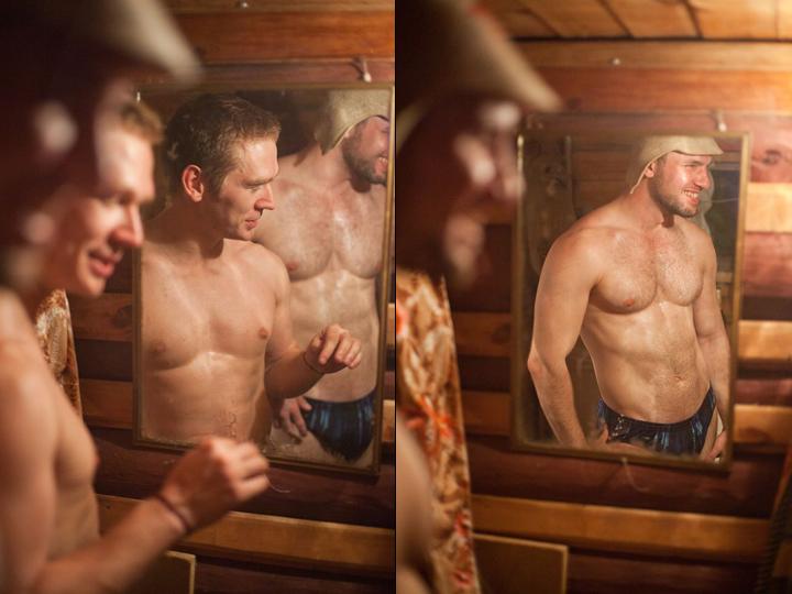 Мужества где на собираются в бане геи