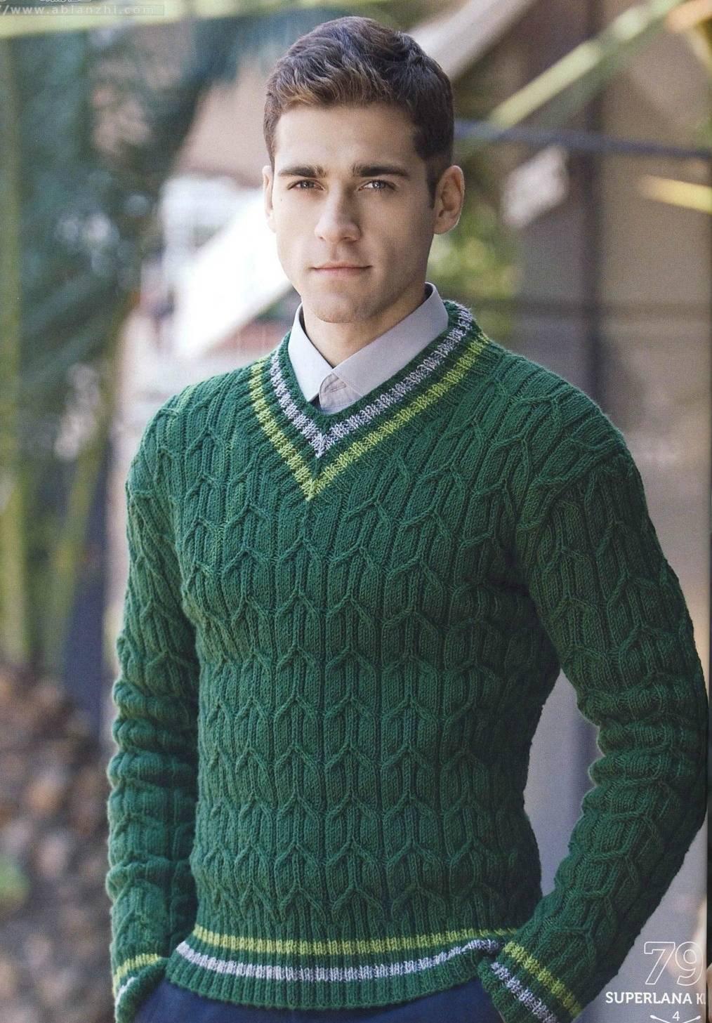вязание схемы свитера кофт 2013