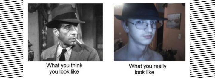 мужик одевает на член шляпу