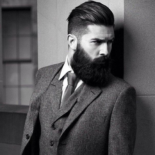 борода стили фото