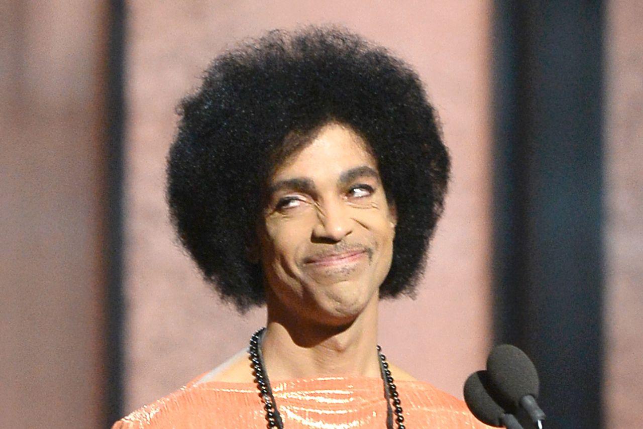 Singer prince 2014