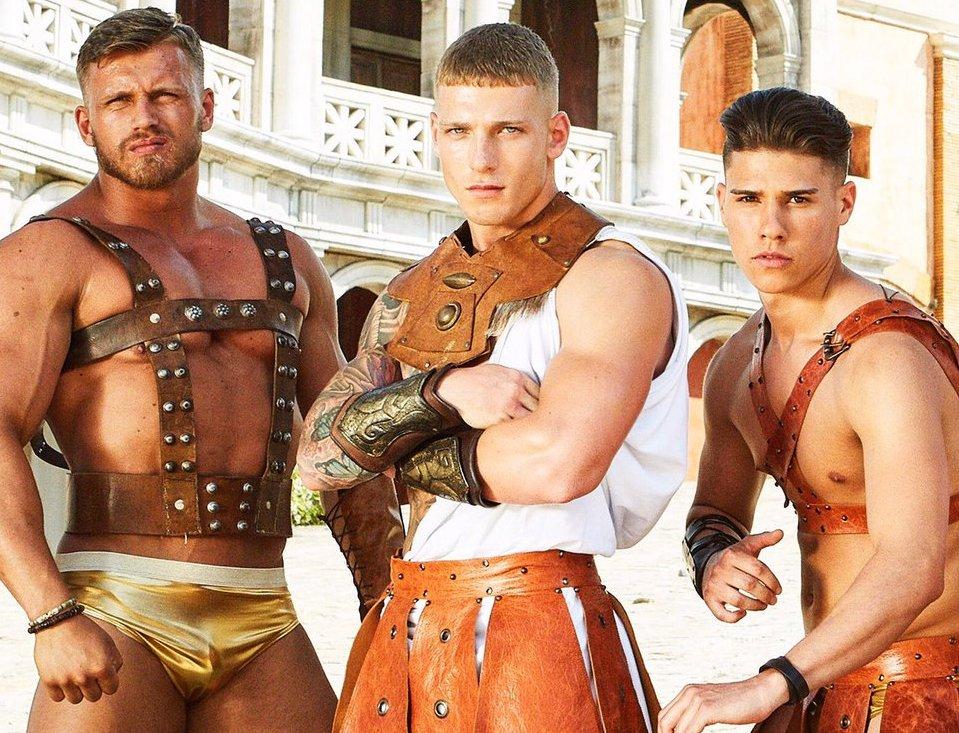 Воїни Давнього Риму були геями
